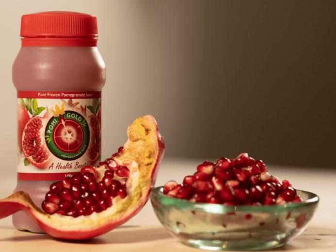 PomiGold Frozen 100% Pomegranate Juice